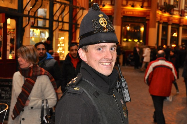 A City of London Police Officer
