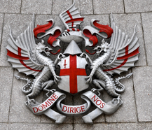 The Coat of Arms of the City of London
